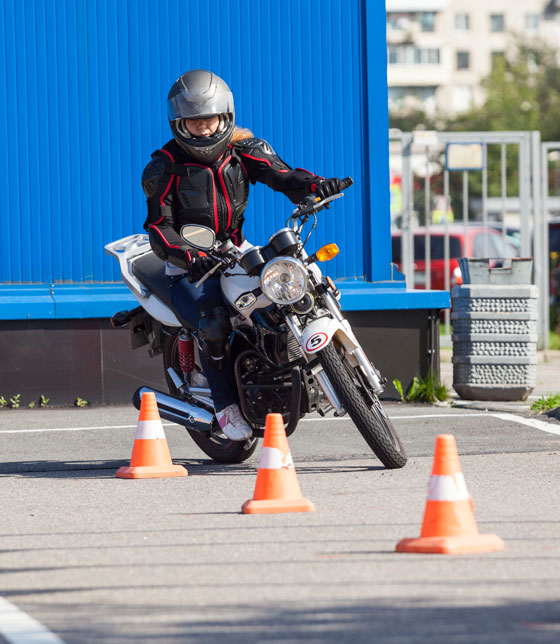 Der Motorradführerschein